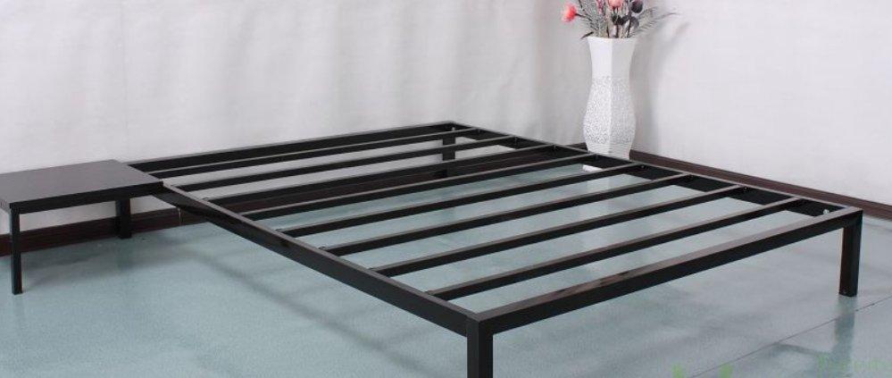 Основание кровати из металла своими руками