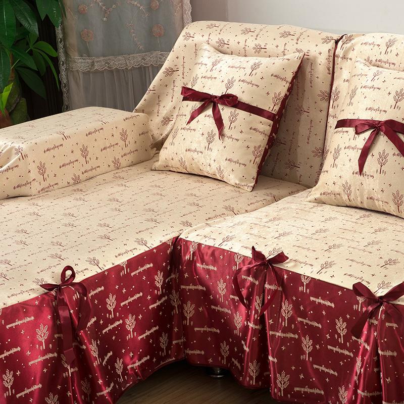 Накидки на угловой диван и кресла своими руками фото 91