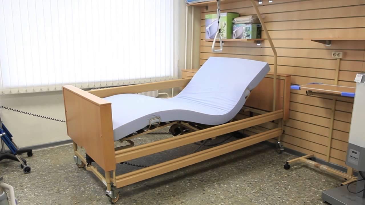 Кровати медицинские для лежачих больных в домашних условиях