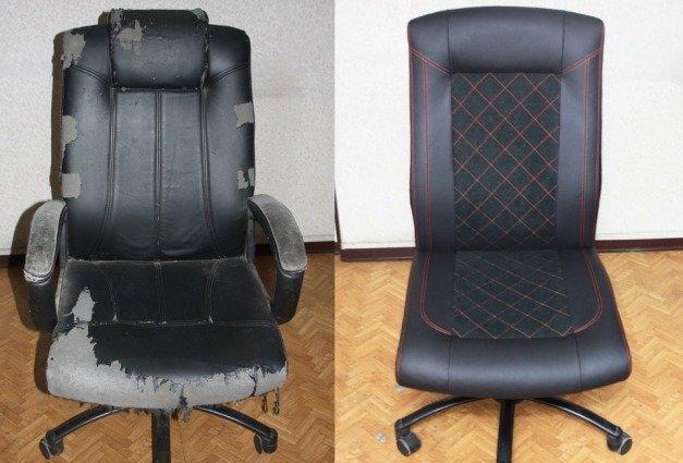 Пружинное кресло своими руками 720