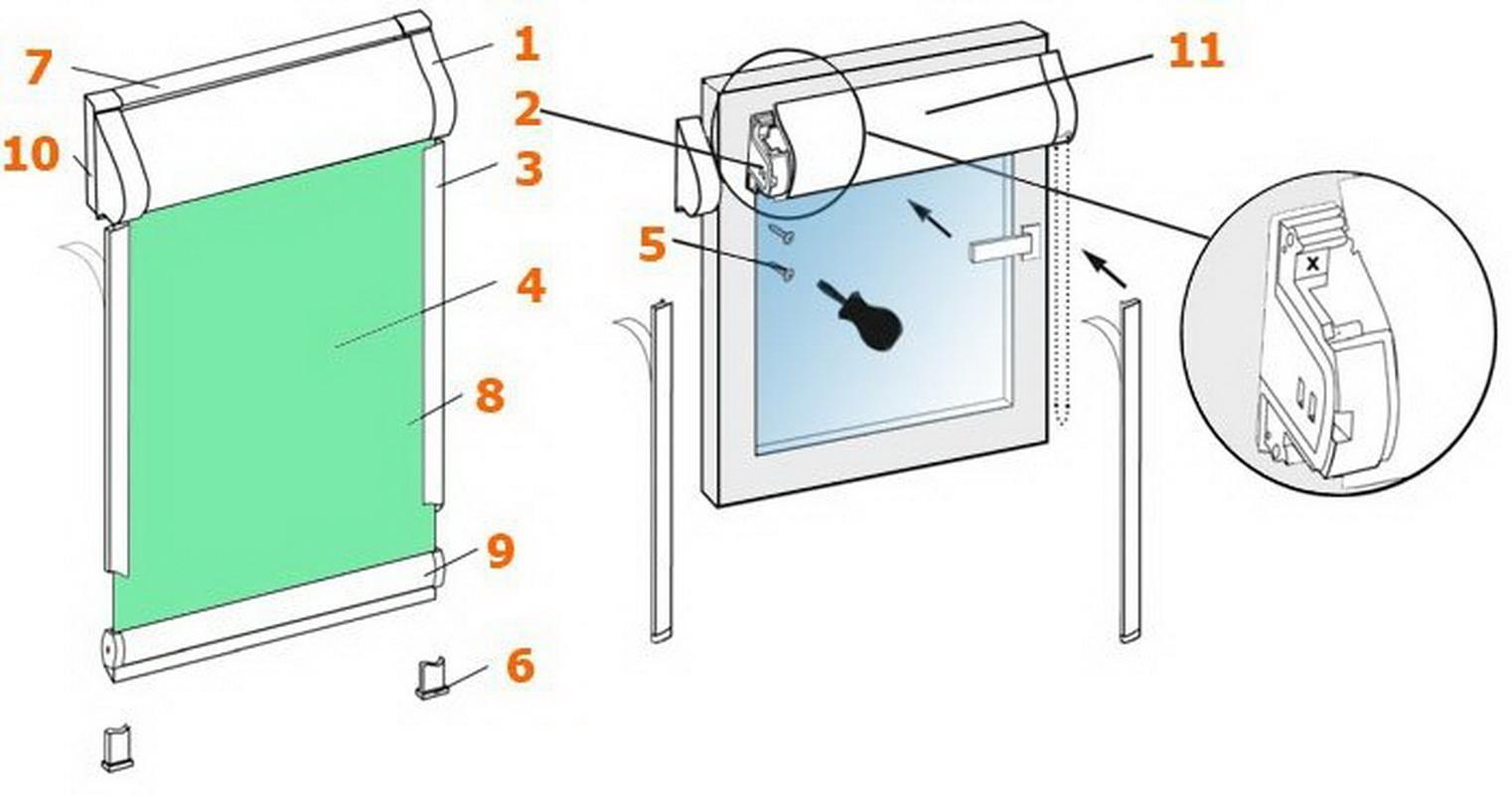 Как правильно подсоединить пластиковое окно к балконной двери.