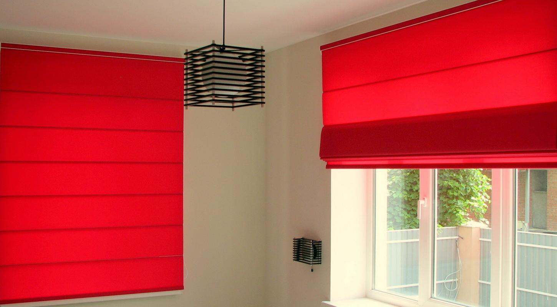 Рулонные шторы на пластиковые окна Фото и варианты установки