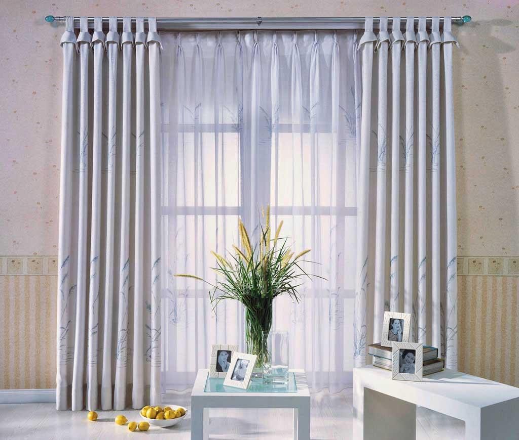Как сшить шторы с петельками фото 387