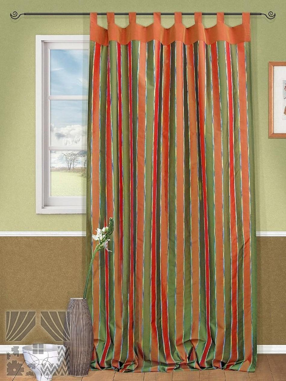 Как сшить шторы с петельками фото 698