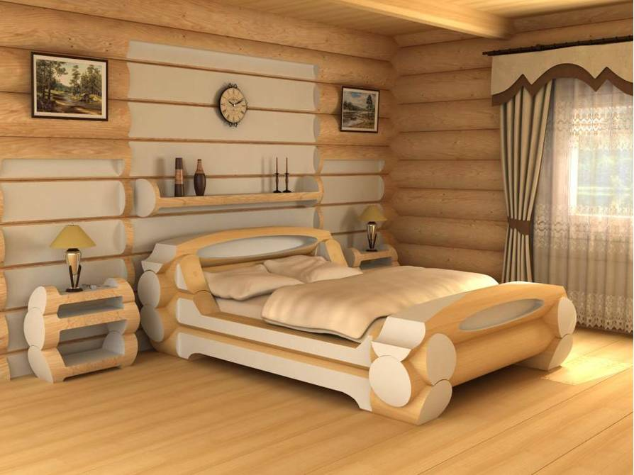 Деревянные кровати своими руками фото 92
