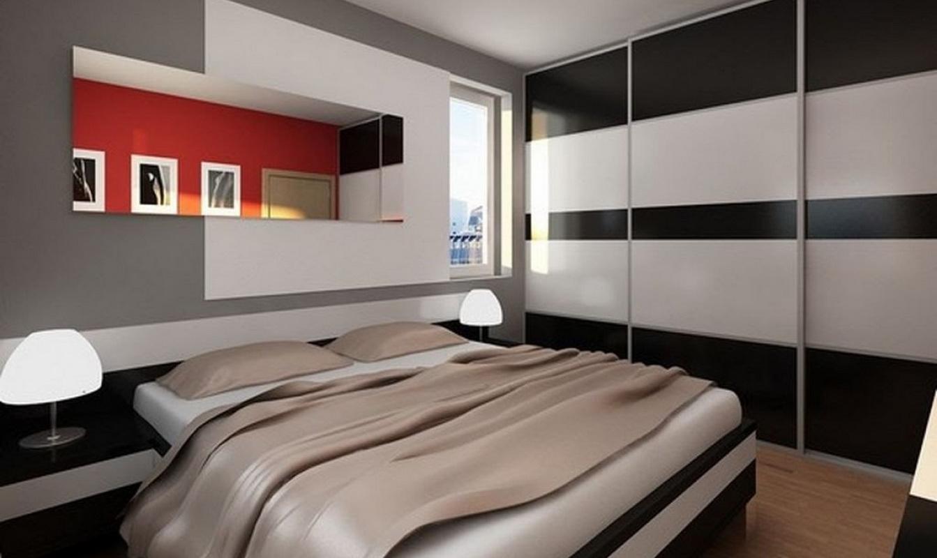 Дизайн спальни комнаты 2017-2018 современные идеи