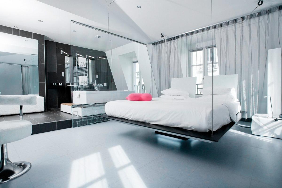 дизайн комнаты в современном стиле 1