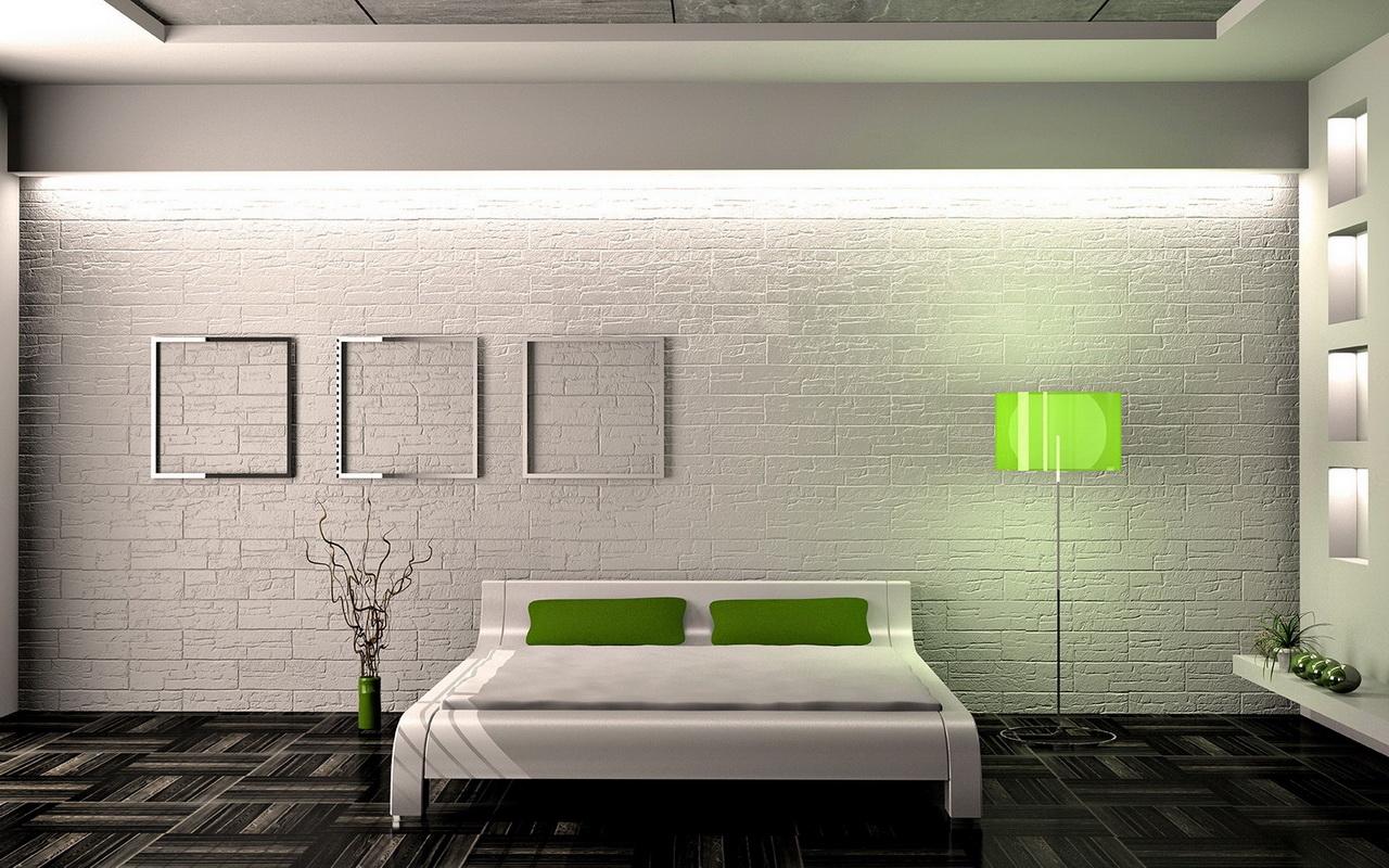 Спальня в современном стиле: рациональный минимализм