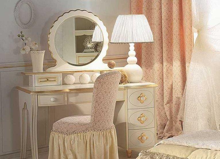 туалетные столики с зеркалом для спальни 59 фото угловой