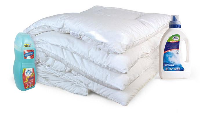 Ватное одеяло чистка