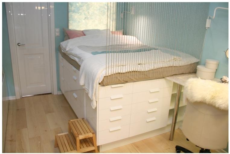 Кровать с ящиками для хранения своими руками фото