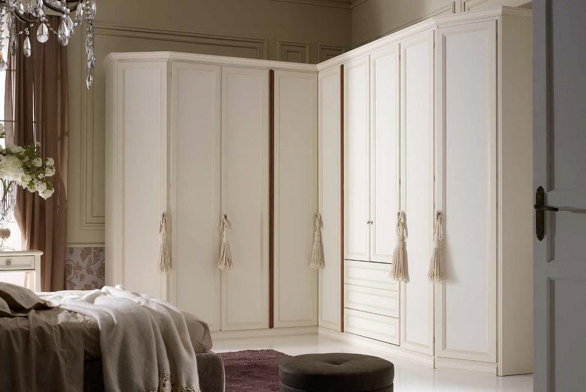 красивый гардероб для одежды своими руками