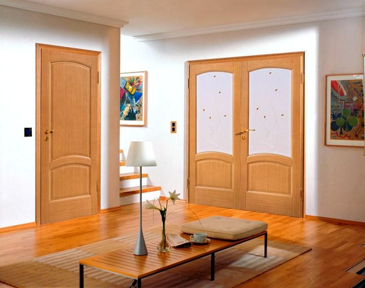 Покупка и установка межкомнатных дверей цена работы