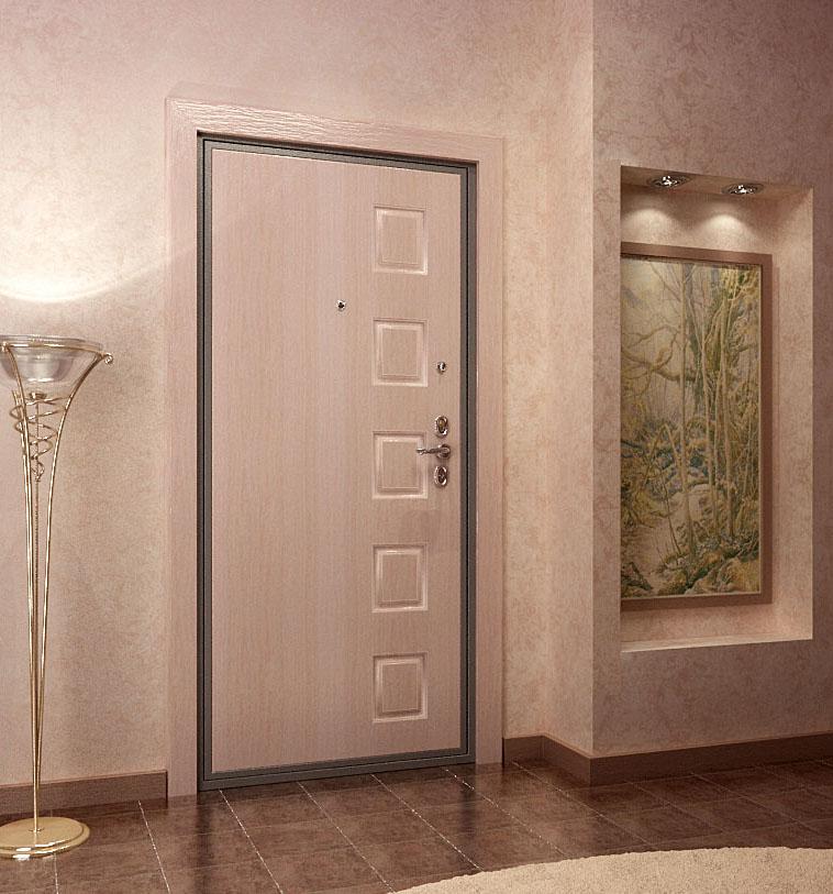 Входные двери шумоизоляционные в квартиру
