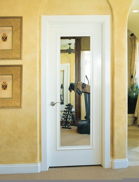 Как сделать двери зеркальными 243