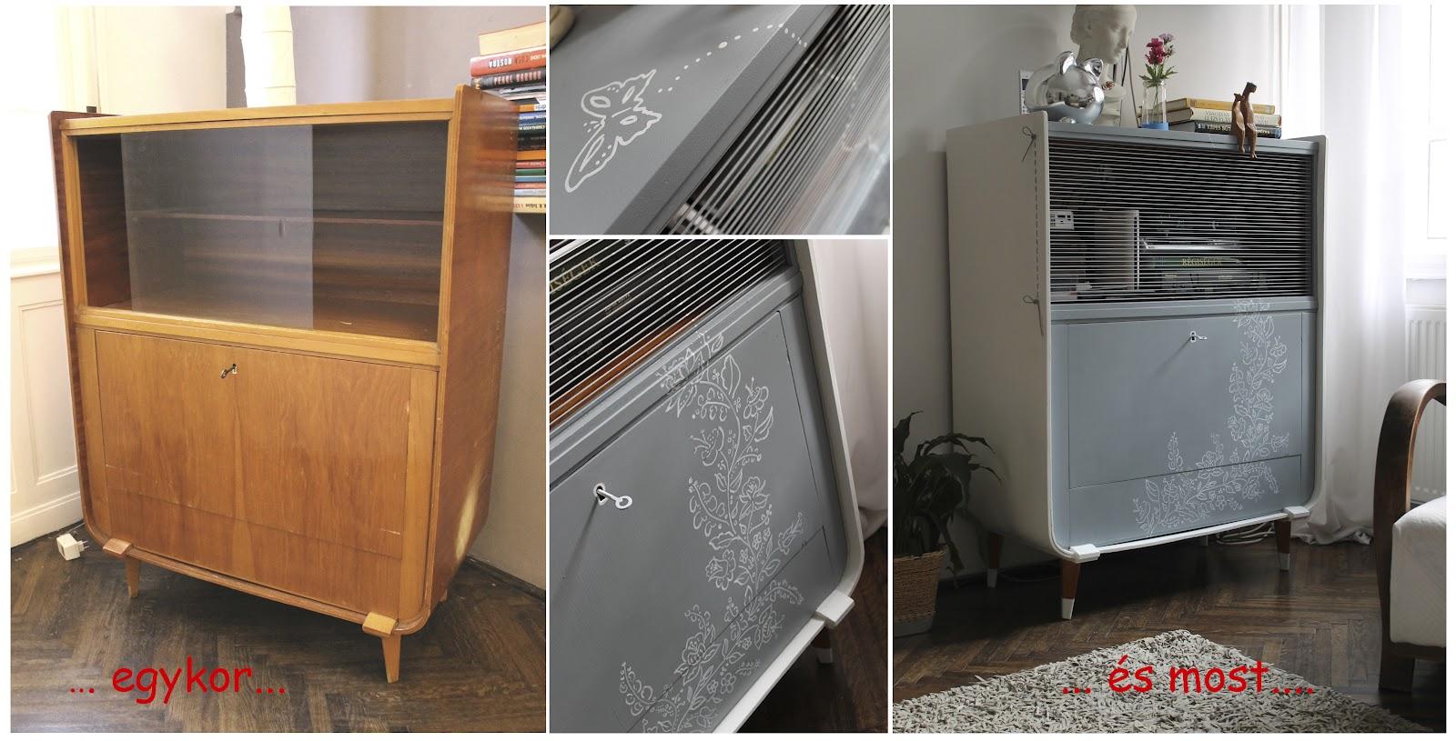 Как обновить шкаф своими руками
