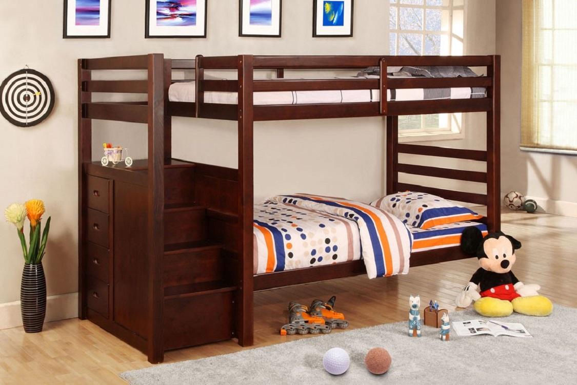 Своими руками двухъярусная кровать в домашних условиях