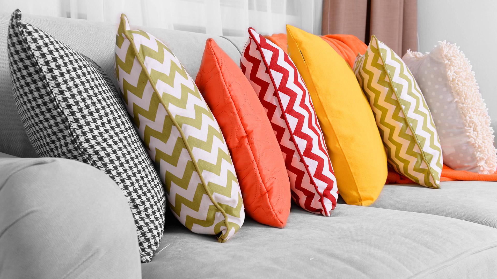 Выбор подушек для всей семьи