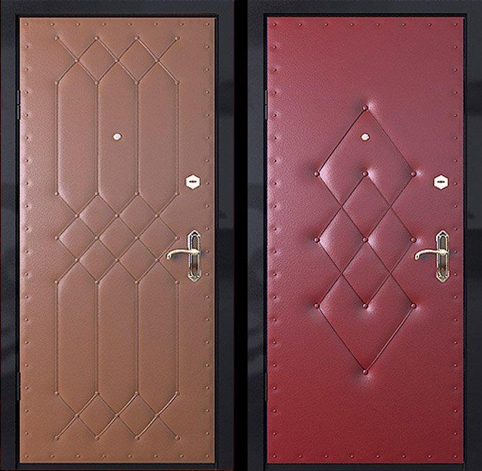 Входные двери клинские