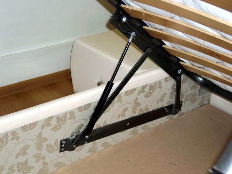 Механизмы для подъемных кроватей своими руками