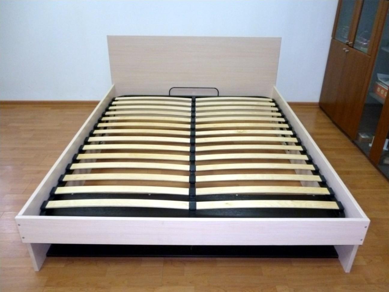 Кровать под ортопедический матрас своими руками 96