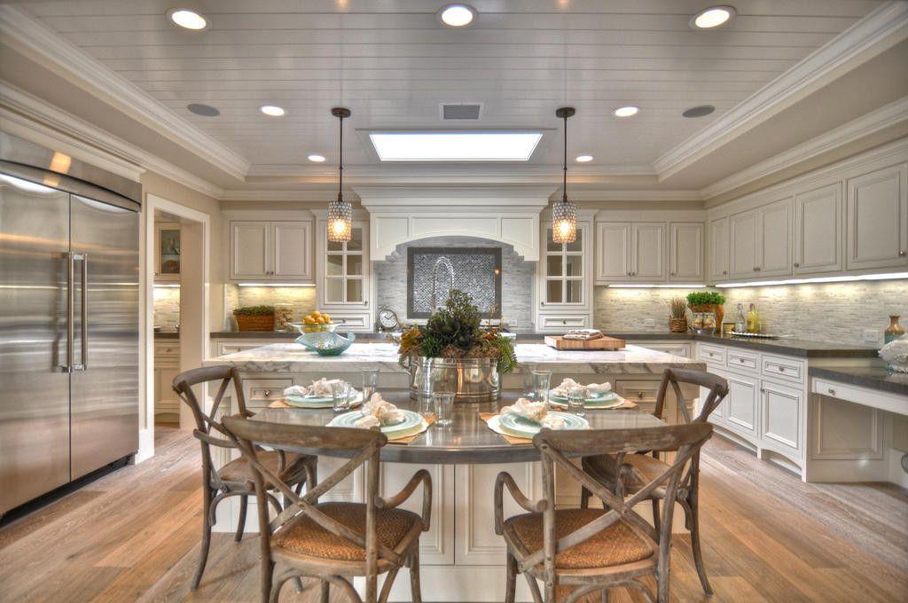 Потолочные светильники на кухню фото в интерьере