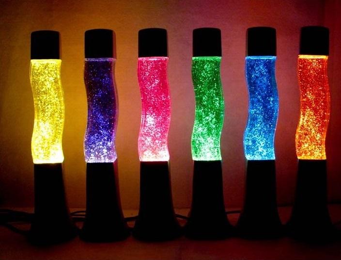 Оригинальные светильники с пузырьками