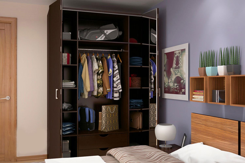 Маленькие шкафы для одежды (38 фото): мини-модели для прихож.
