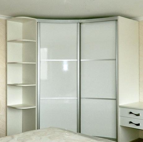 Маленькие угловые шкафы (43 фото): модели небольших размеров.