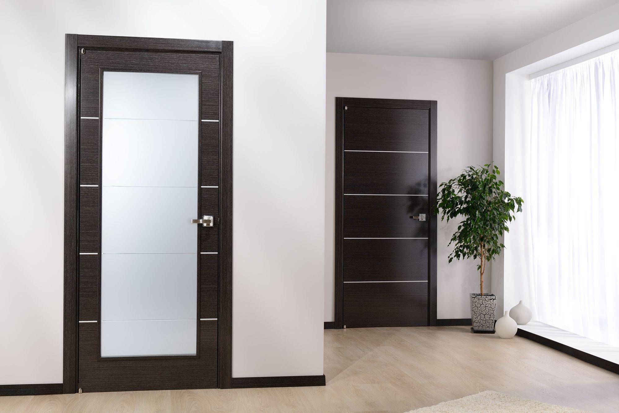 Какого цвета двери и полы в квартире