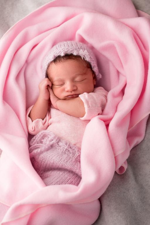 Какое одеяло для новорожденных выбрать