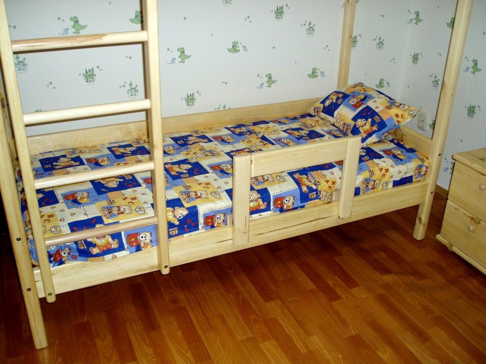 Ограничители для детской кроватки: какой лучше изготовить? 75
