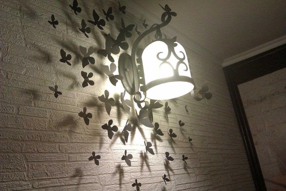 Необычные светильники, оригинальный дизайн