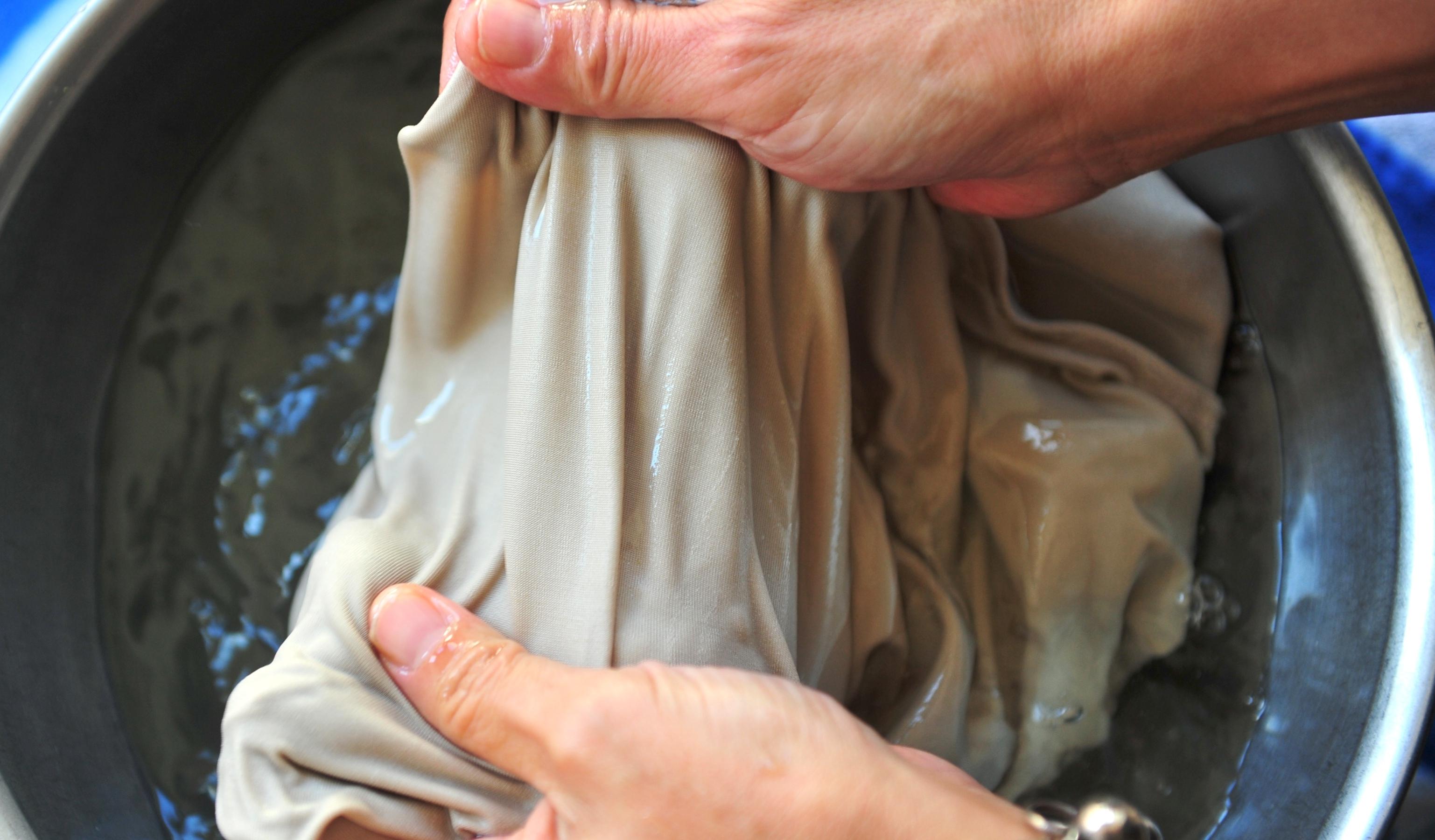 Чем отстирать белье в домашних условиях 684