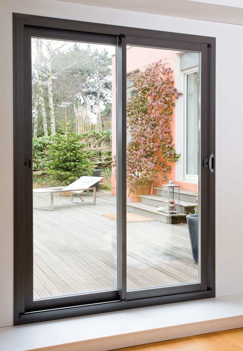 Раздвижные алюминиевые двери: теплые межкомнатные раздвижные.