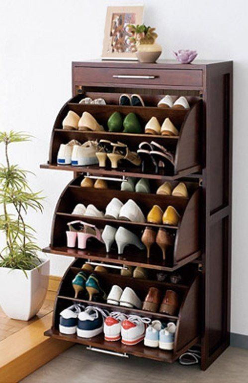 Тумбочка для хранения обуви своими руками 35