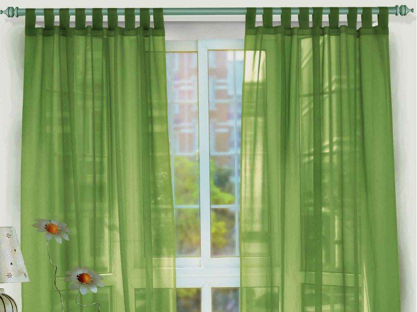 шторы без петель