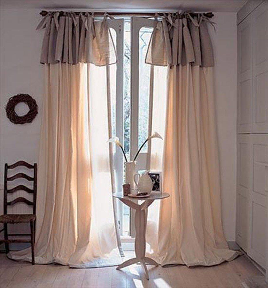 Как сшить шторы с петельками фото 481