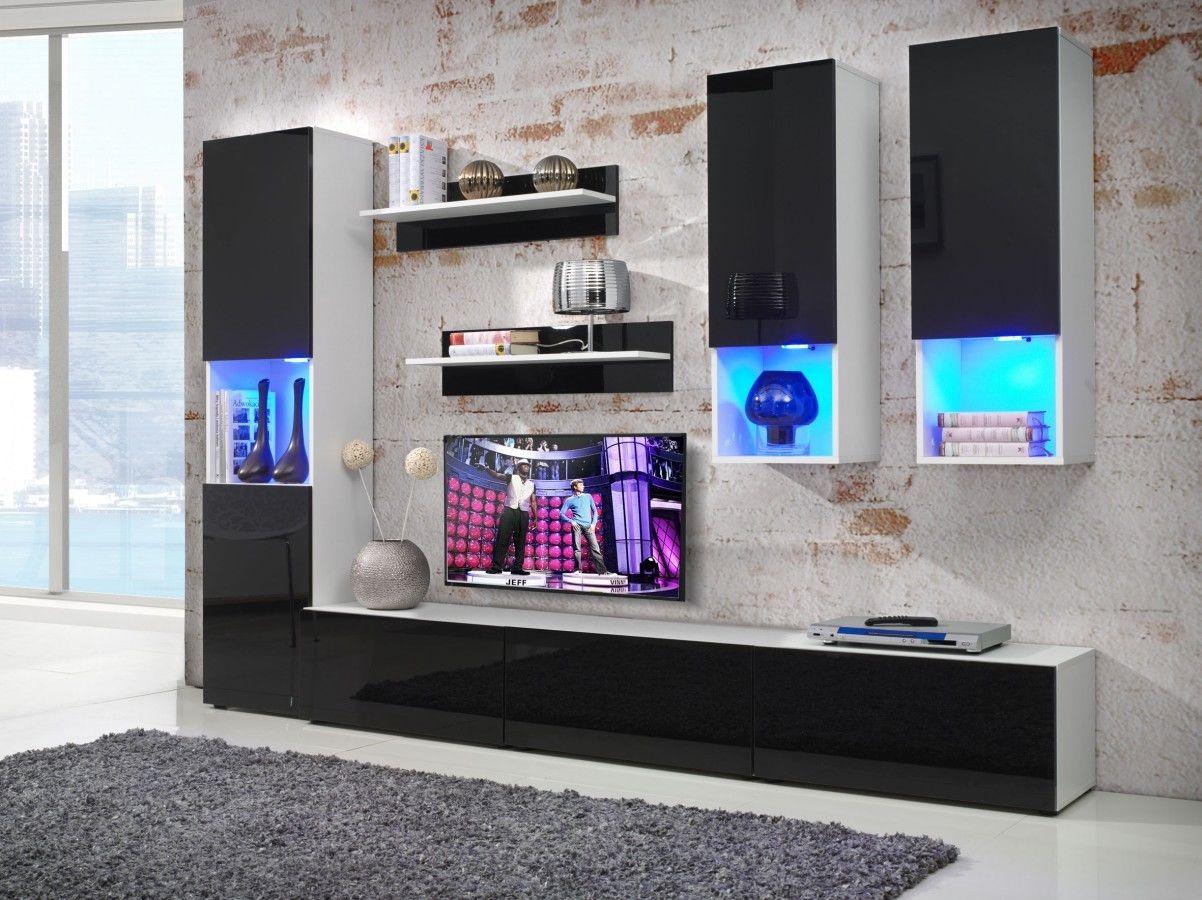 современные стенки в гостиную 57 фото красивые угловые модели в