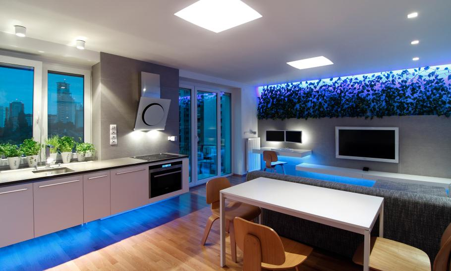 Led освещение квартиры своими руками