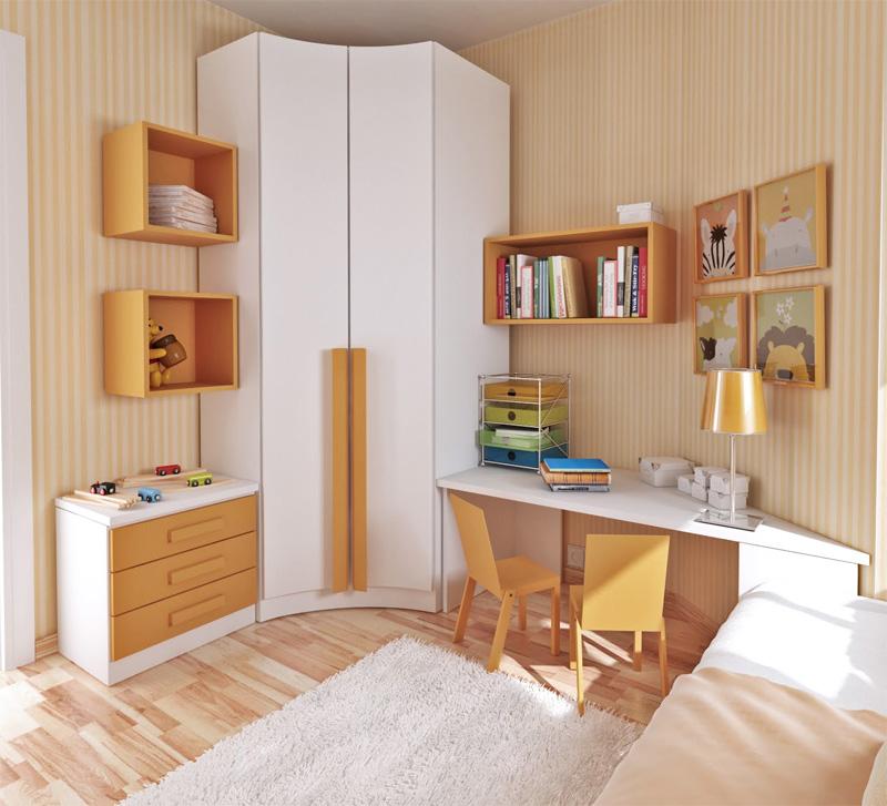 Угловые шкафы в детскую (43 фото): шкафы для одежды и игруше.