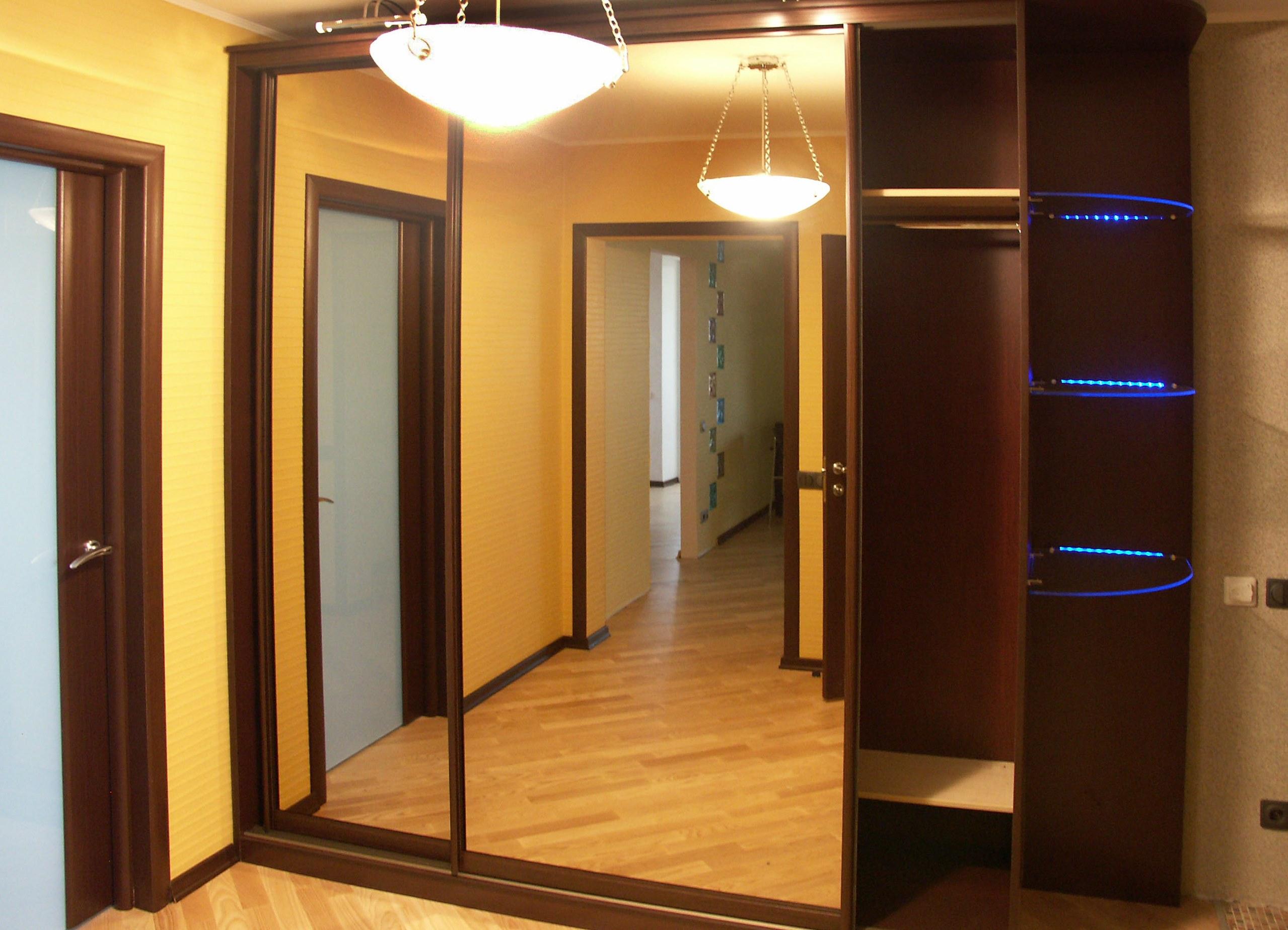 Шкаф в прихожую - какой выбрать? обзор лучших новинок + фото.