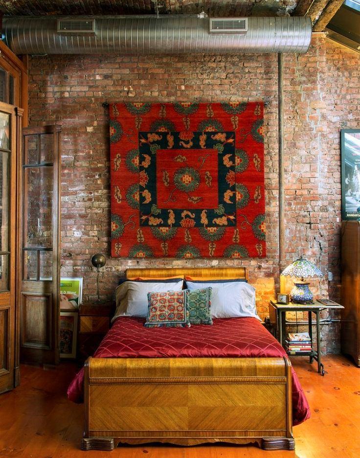 Восточные ковры в современном интерьере фото