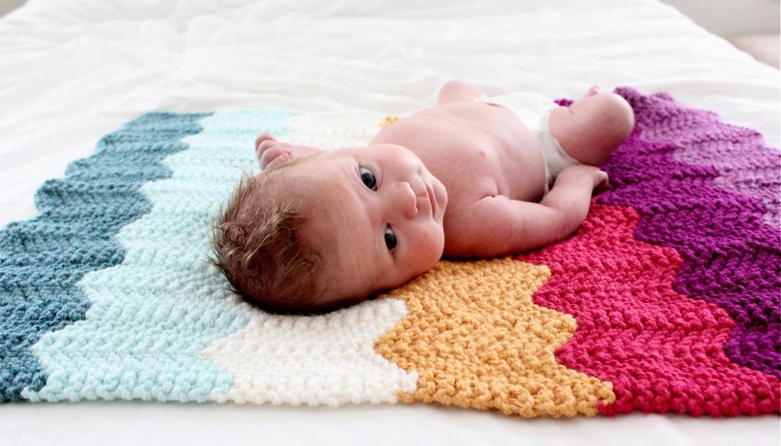 Детские одеяла для новорожденных своими руками вязание 97
