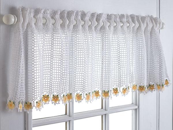 Вязаные шторы (38 фото): в интерьере - шторы, связанные крючком или спицами, занавески в технике макраме на кухню, филейное вяза