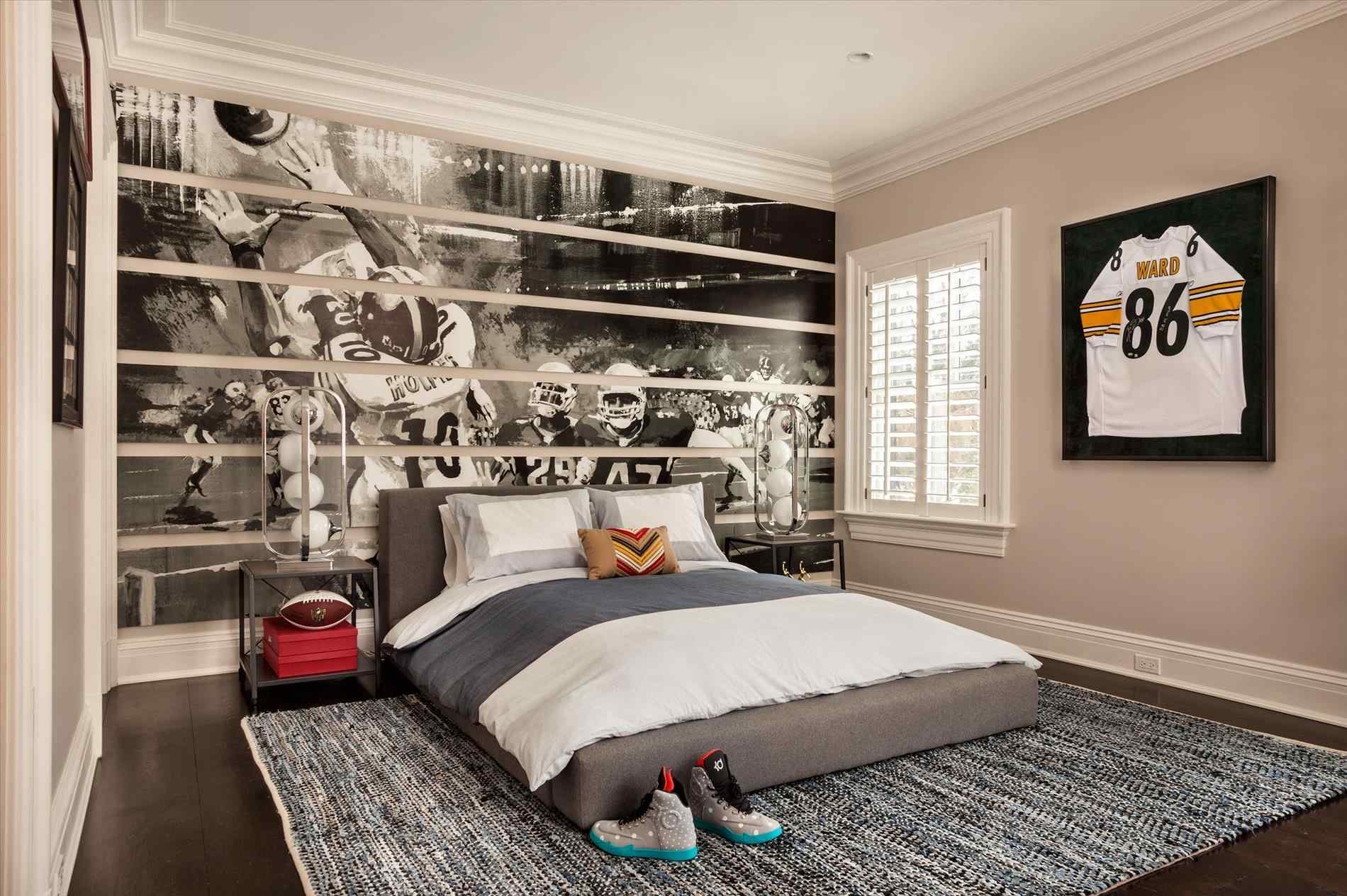 Simple Bedroom Decorating Ideas, 30 Simple ideas - Bedroom A Boys bedrooms decorating ideas pictures