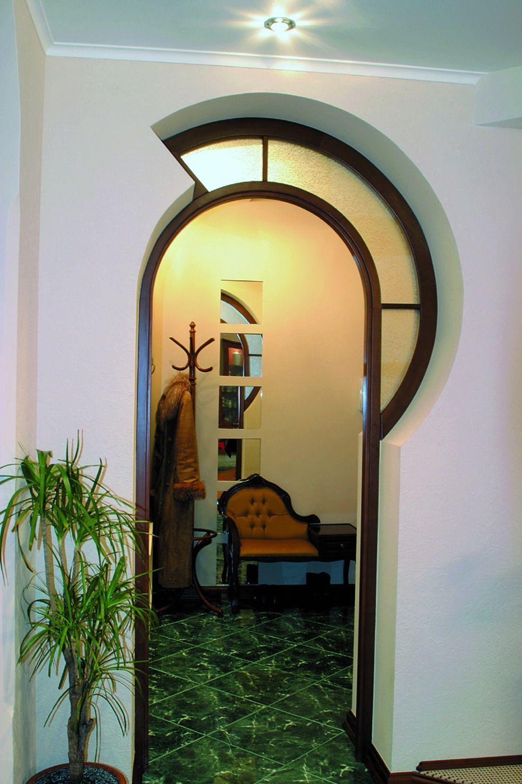 Фото узор на арке