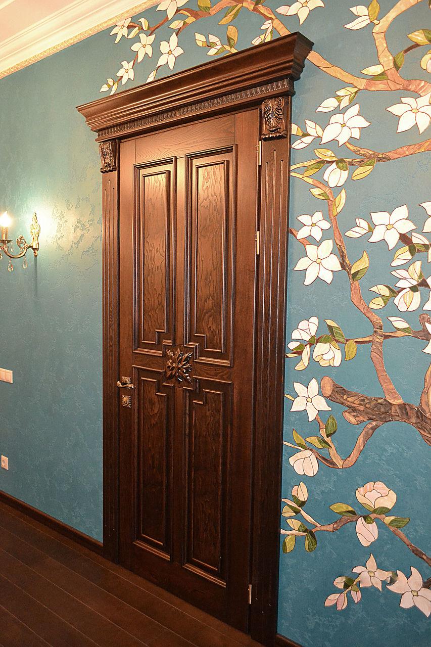 Дверной портал своими руками фото 613