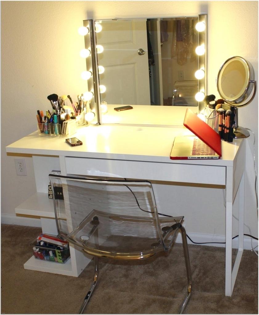 Как своими руками сделать зеркало для макияжа 65