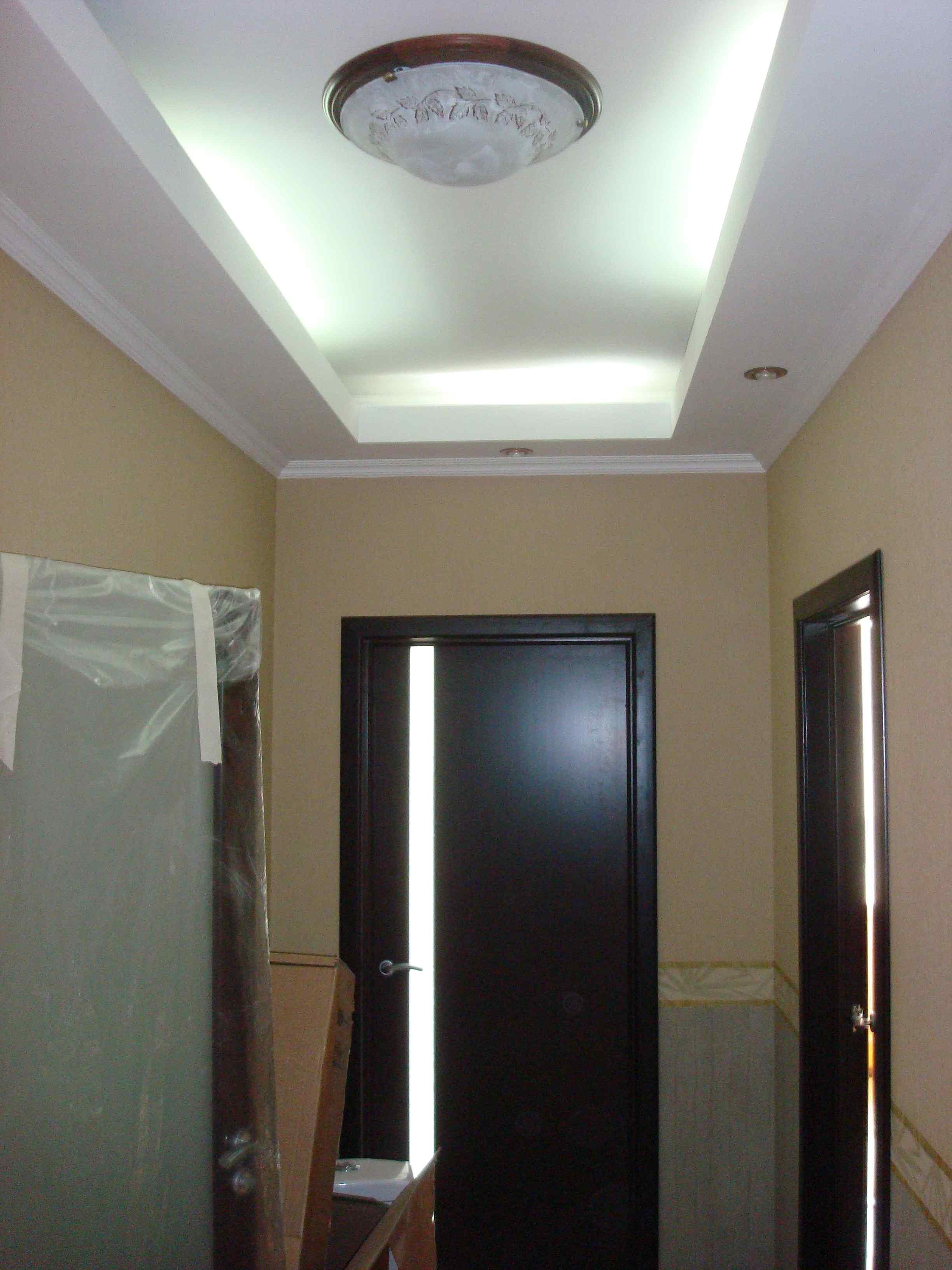 Подвесной потолок своими руками в прихожей фото 735